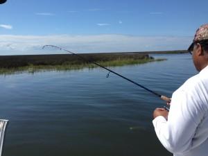 Fish On!!!!!