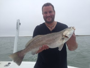 Huge Speck caught recently in the islands!  Hopefully more to come!