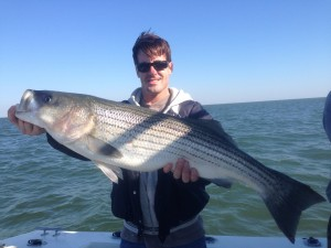 """37""""er caught on a plug over shallow structure......4 feet of water!"""