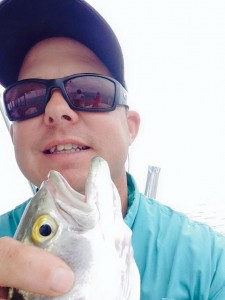 First Bluefish in the islands was yesterday!