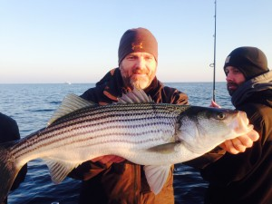 Nothing like getting Stripers like this on light tackle!